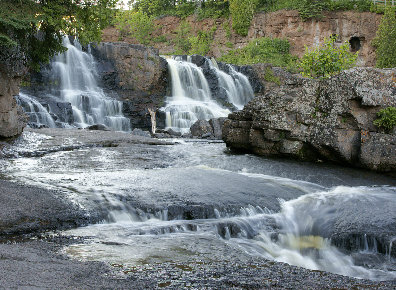 Gooseberry Middle Falls 14
