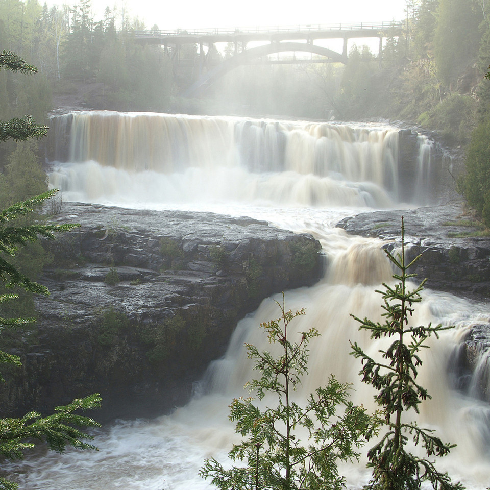 Gooseberry Middle Falls 19