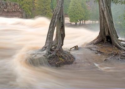 Gooseberry Lower Falls 2