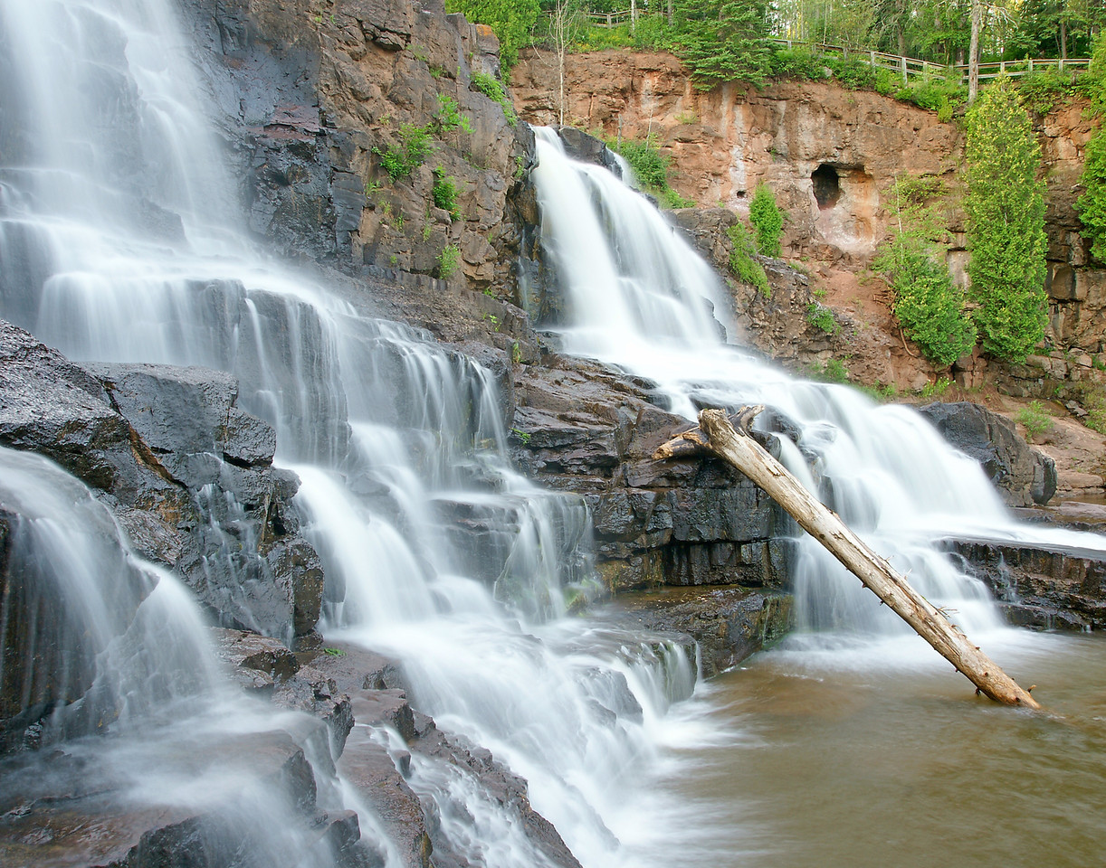 Gooseberry Middle Falls 9