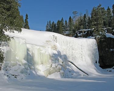 Gooseberry Lower Falls 12