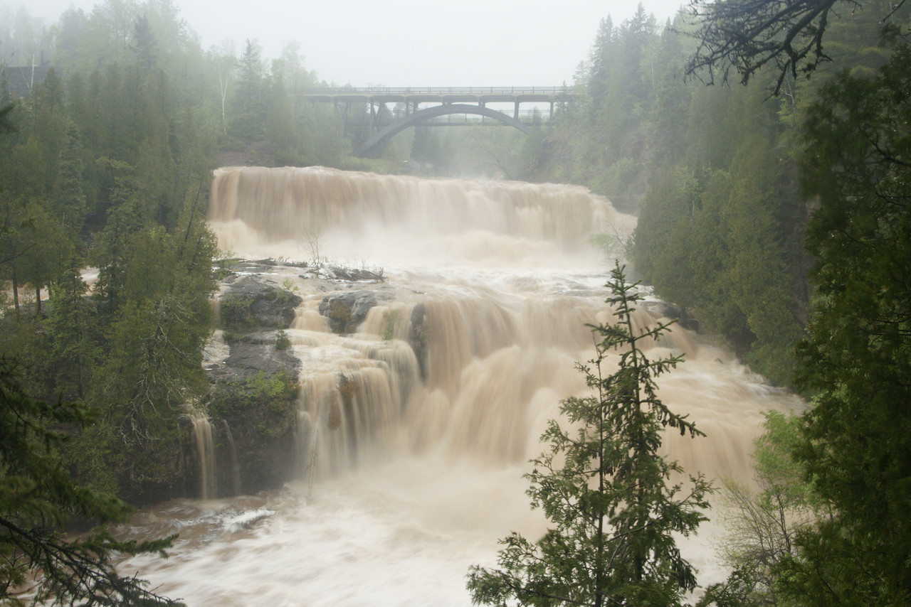 Gooseberry Middle Falls 3