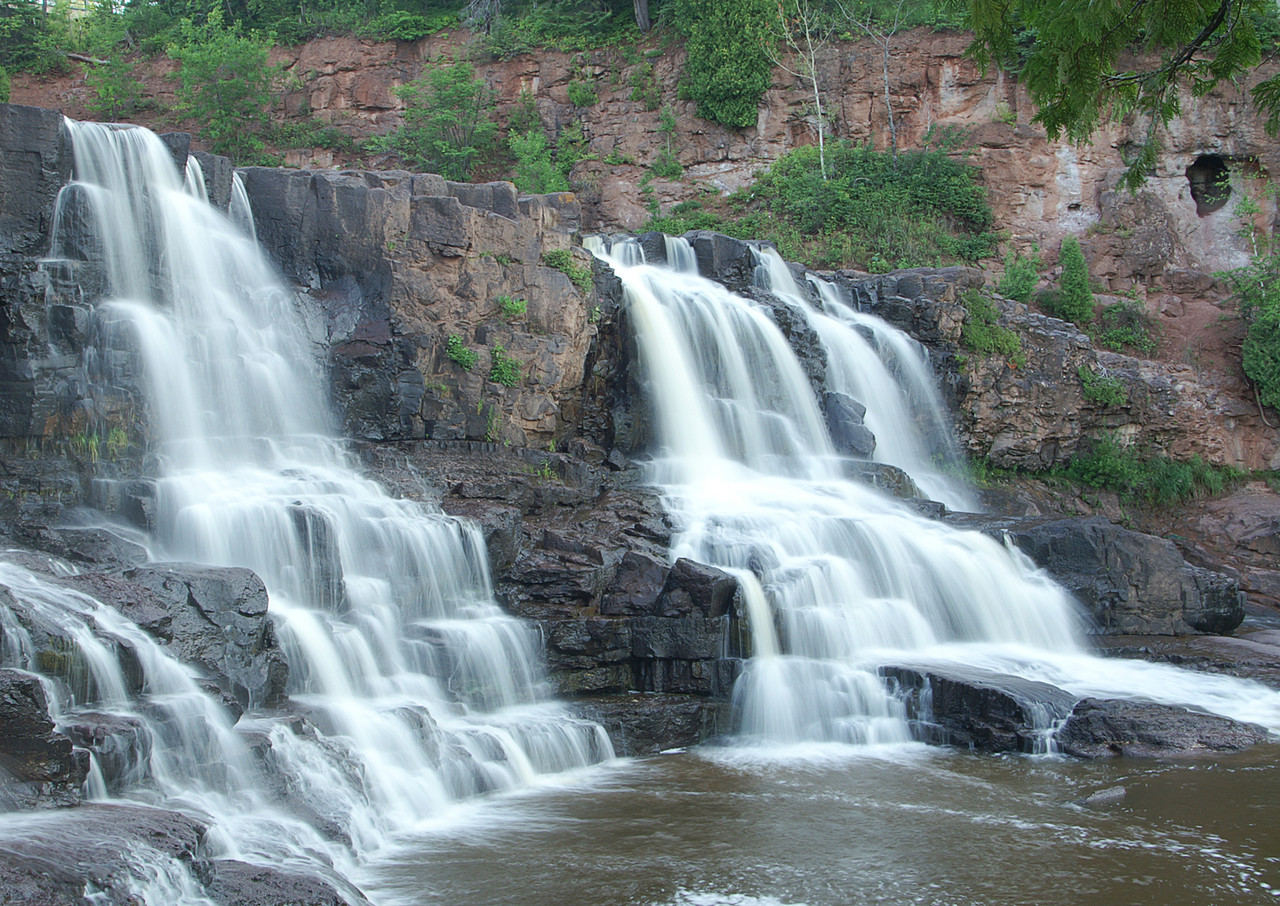 Gooseberry Middle Falls 6