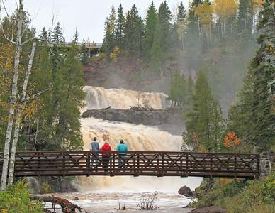 Gooseberry Lower Falls 4