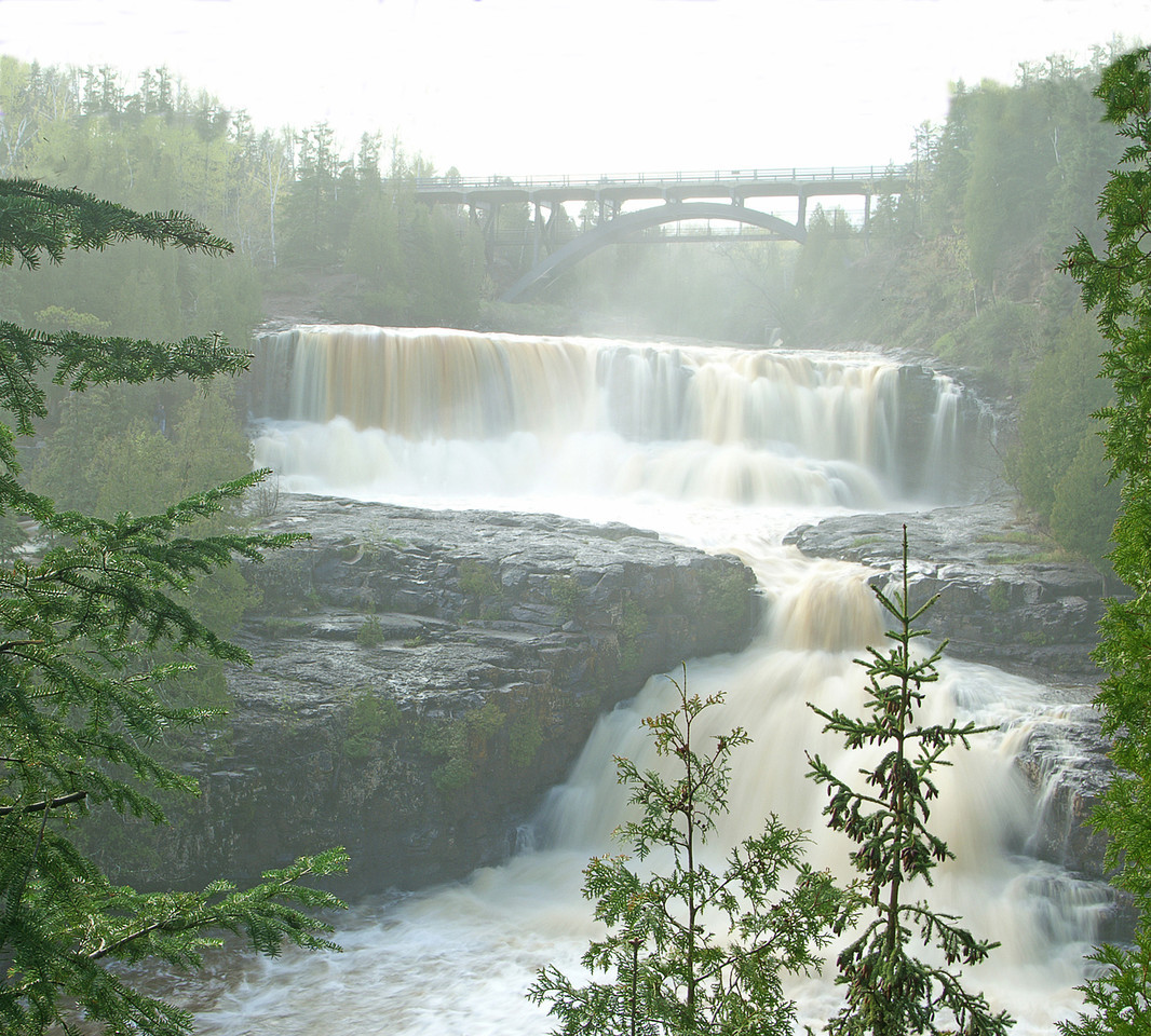 Gooseberry Middle Falls 20