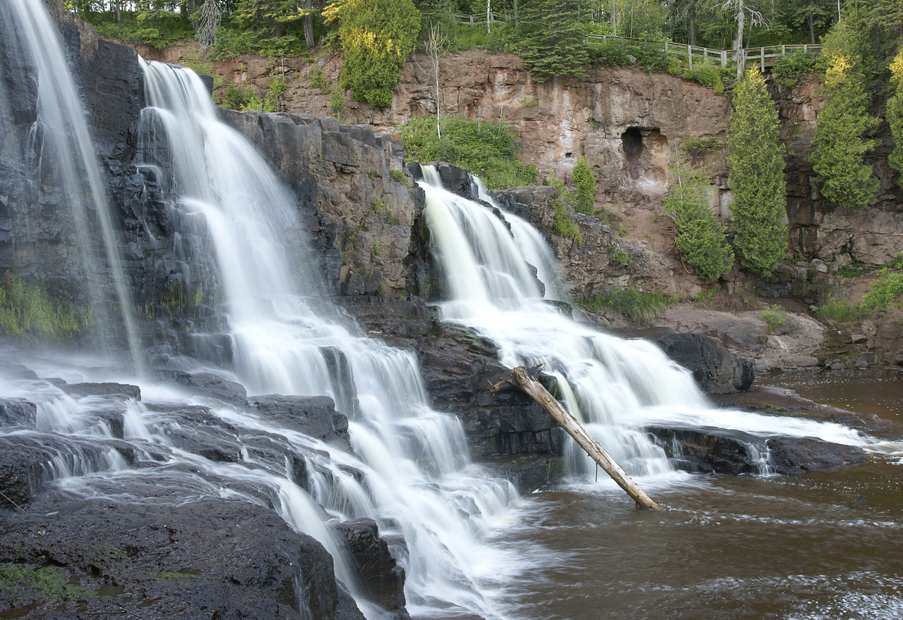 Gooseberry Middle Falls 13