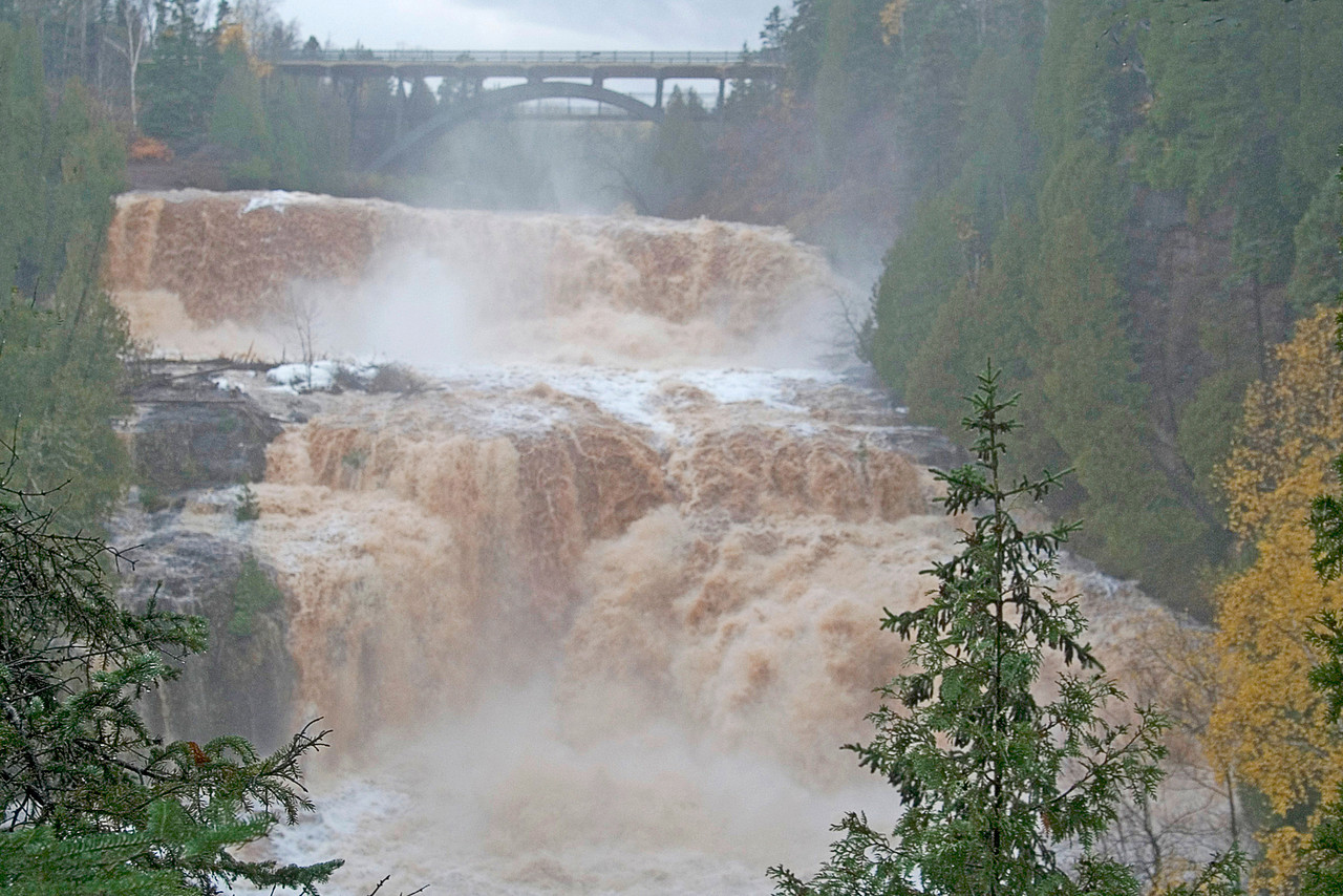 Gooseberry Middle Falls 17