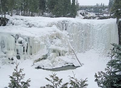 Gooseberry Lower Falls 17