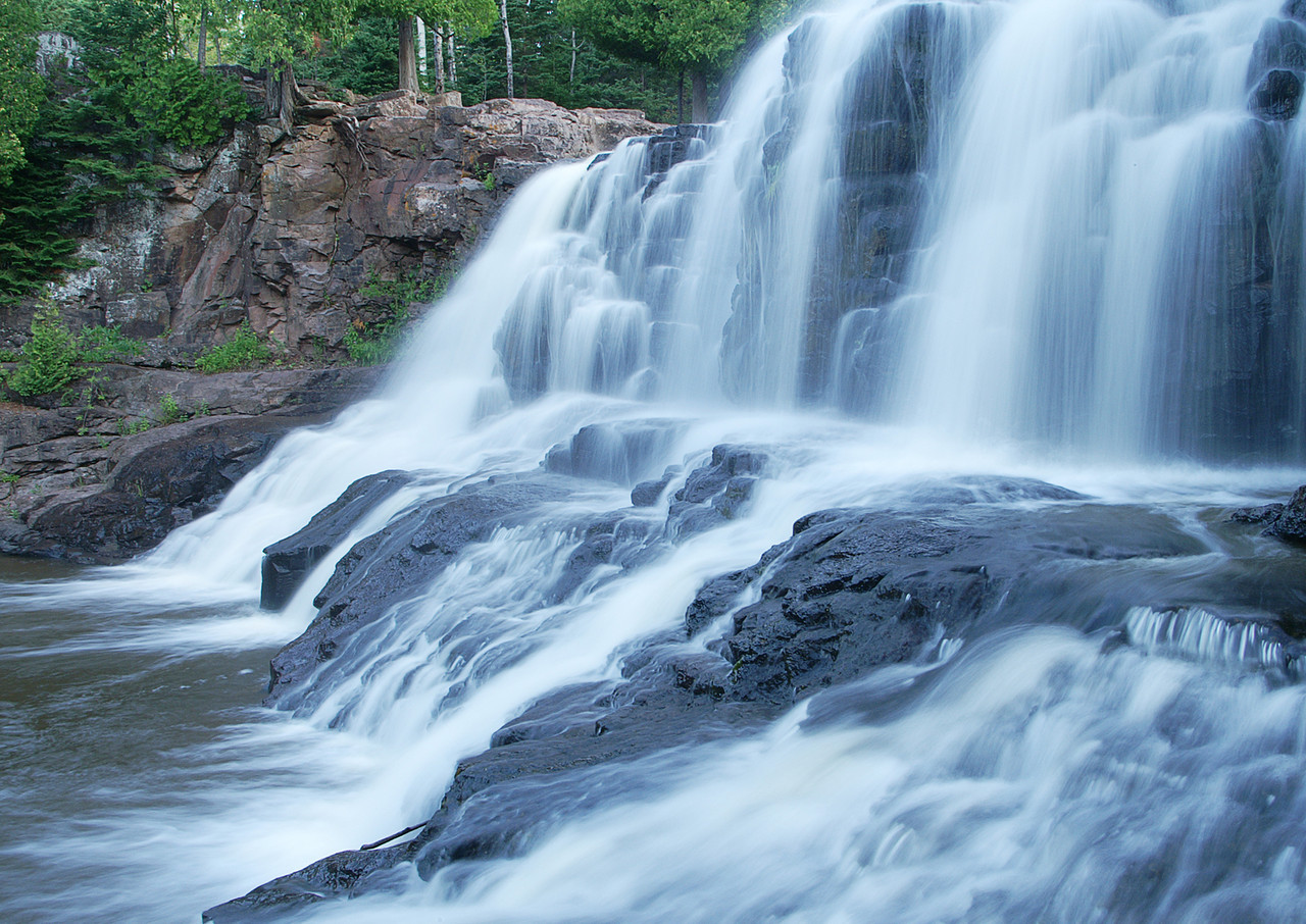 Gooseberry Middle Falls 8