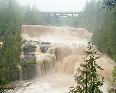 Gooseberry Middle Falls 4