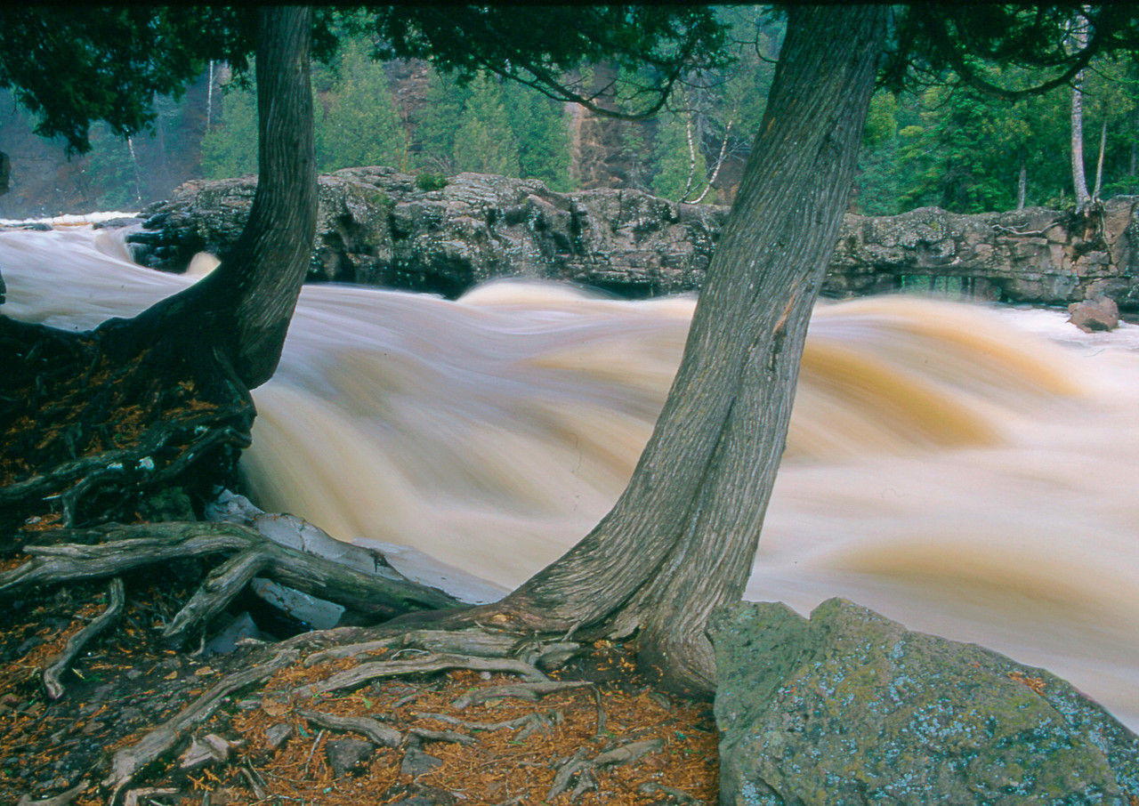 Gooseberry Middle Falls 7