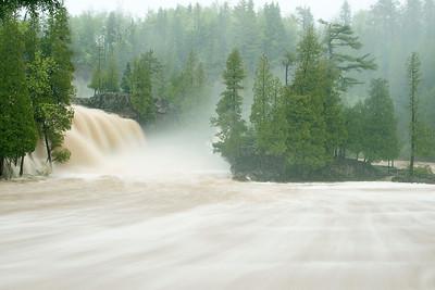 Gooseberry Lower Falls 8