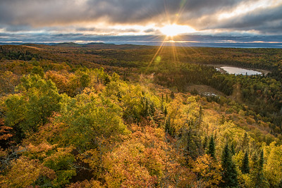 "AUTUMN 3130  ""Good Morning Northwoods!""  Grand Portage, MN"
