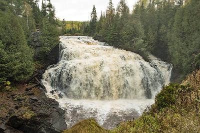 "PIGEON RIVER 0384  ""Partridge Falls"""