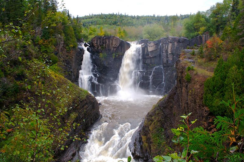 High Falls Grand Portage State Park Minnesota/Canada