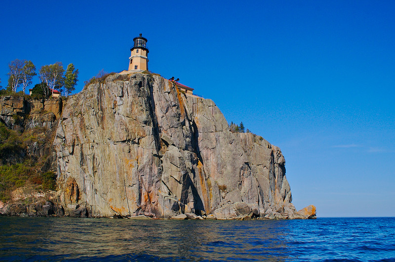 Split Rock Lighthouse State Park Mn.
