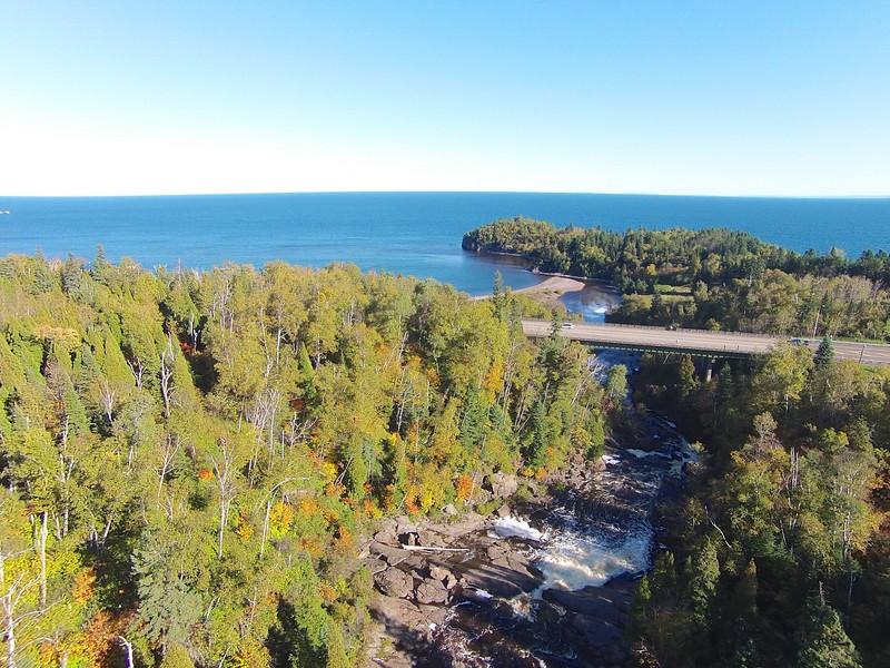 Beaver River North Shore Lake Superior MN