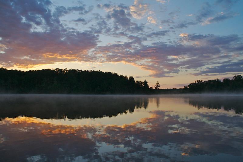 Rock Lake Sunrise