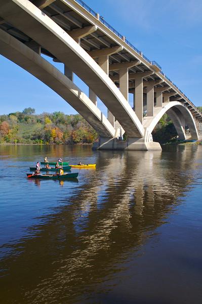 Lake Street Marshall Avenue Bridge