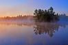 Sunrise Whiteface Reservoir.