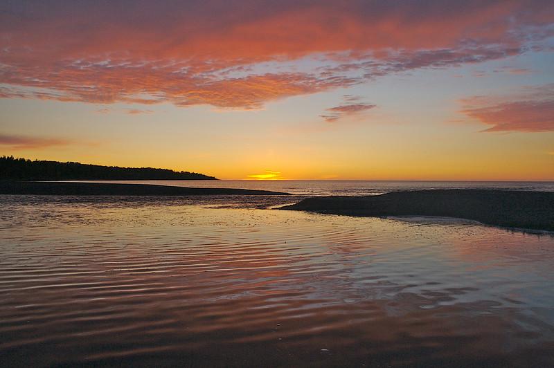 Brule River Lake Superior