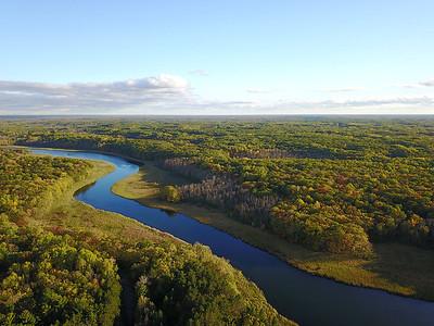 Rum River Mille Lacs  Kathio State Park