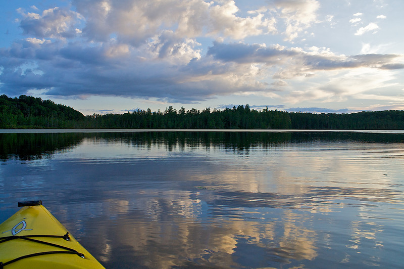 Rock Lake St. Croix State Forest MN
