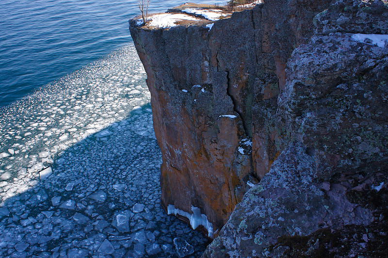 Cliffhanger Palisade Head North Shore Minnesota