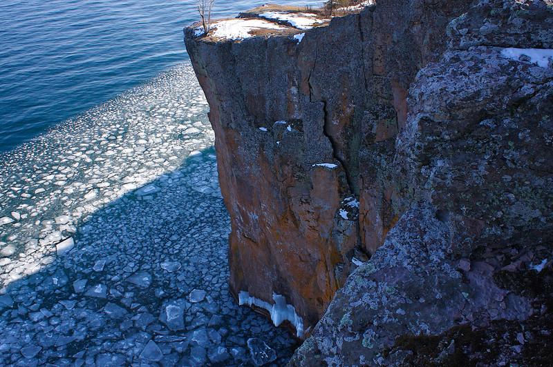 Cliffhanger Palisade Head North Shore Minnesota
