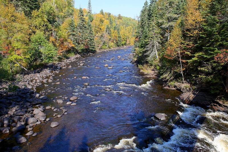 Brule River Judge C. R. Magney State Park MN