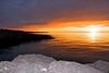 Sunrise Gooseberry Falls State Park