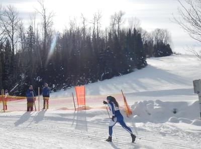 Minnesota State Nordic Meet '16