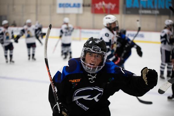 Forward Allie Thunstrom (9)