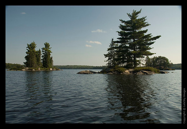 134 Lake Islands
