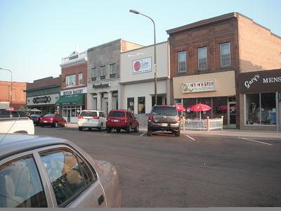 Benson in Swift County
