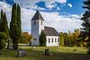 Spirit of the Wilderness Episcopal Church in Grand Marais, Minnesota, USA.