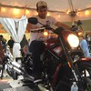 "Luciano Testing a Harley Davidson Motorcycle @MNstatefair<br /> <a href=""https://youtu.be/OXgH5OW7brI"">https://youtu.be/OXgH5OW7brI</a>"