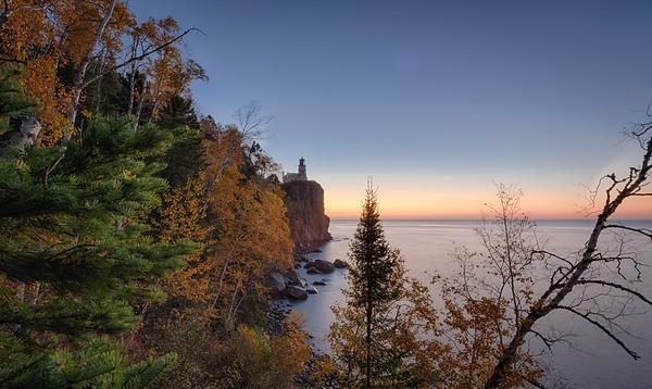 Split Rock Lighthouse - Sunrise