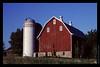 L07 Red Barn & Silo