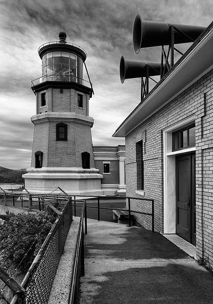 Subdued Light - Split Rock Lighthouse (Split Rock State Park - Minnesota)