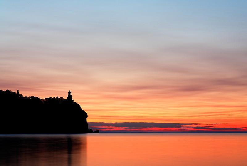 Wavering Light - Split Rock Lighthouse (Split Rock Lighthouse State Park - Minnesota)