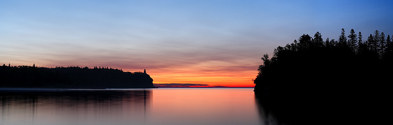 Changing Light - Split Rock Lighthouse (Split Rock Lighthouse State Park - Minnesota)
