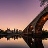 Stone Arch Tranquility