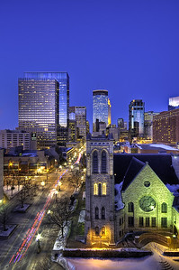 Nicollet and the City