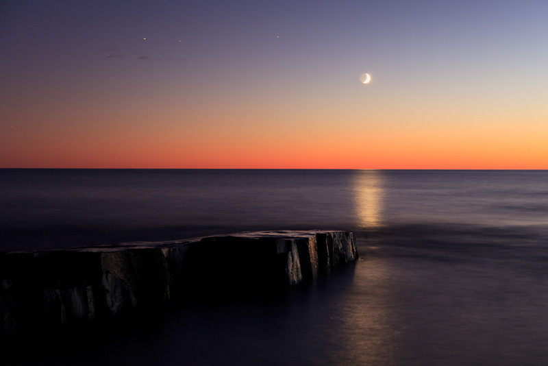 Artist Point Sunset <br><br>Grand Marais, Minnesota <br>(5II2-04440)