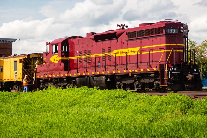 Duluth Missabe & Iron Range (DMIR) #193