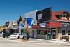 Main Street in Park Rapids, Minnesota, USA.