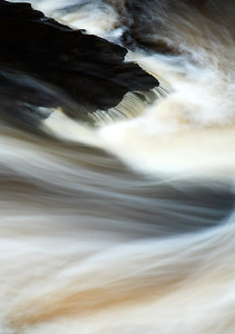 The River Flows - Brule River (Judge C.R. Magney State Park - Minnesota)