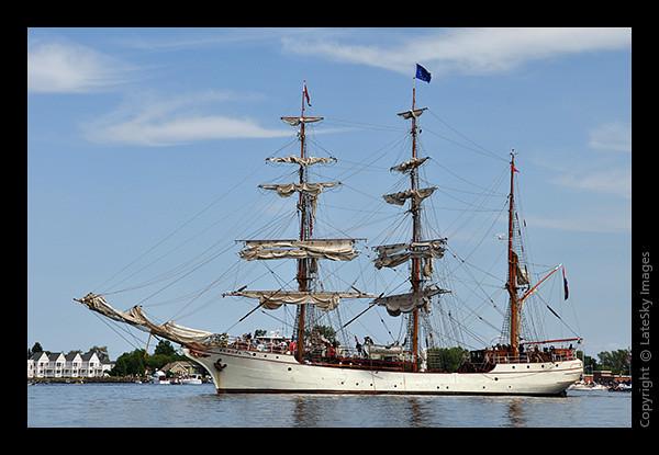 1081 Barque Europa