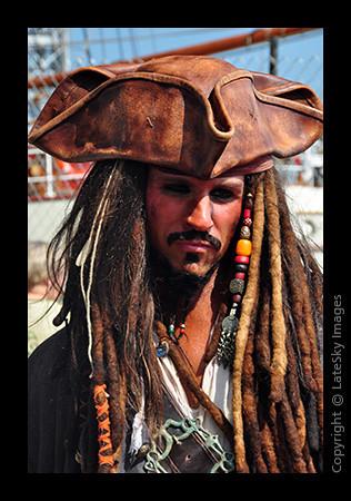 1144 Capt'n Jack Sparrow